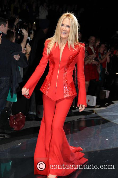 Joan Van Ark, New York Fashion Week
