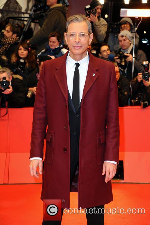 Jeff Goldblum, Berlinale Palast at Potsdamer Platz square