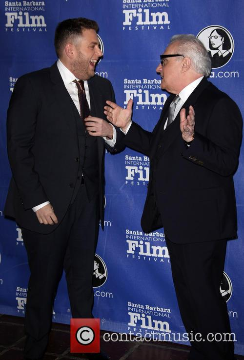 Jonah Hill and Martin Scorsese 6