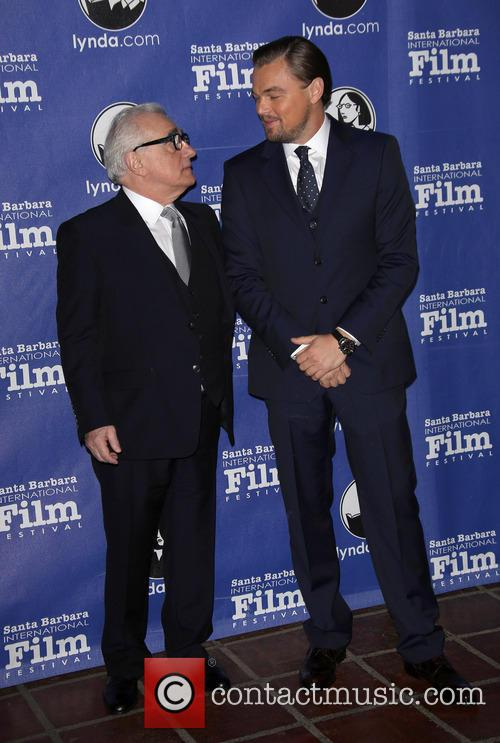 Martin Scorsese and Leonardo Dicaprio 3