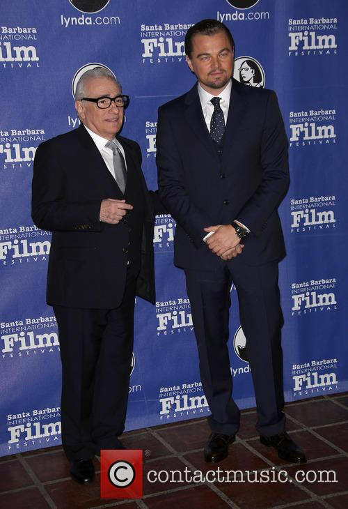 Martin Scorsese and Leonardo Dicaprio 4