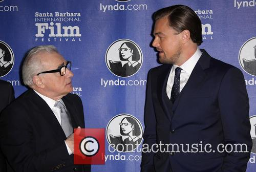 Martin Scorsese and Leonardo Dicaprio 6