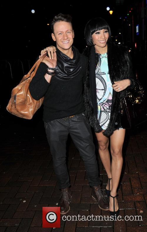 Kevin Clifton and Karen Hauer