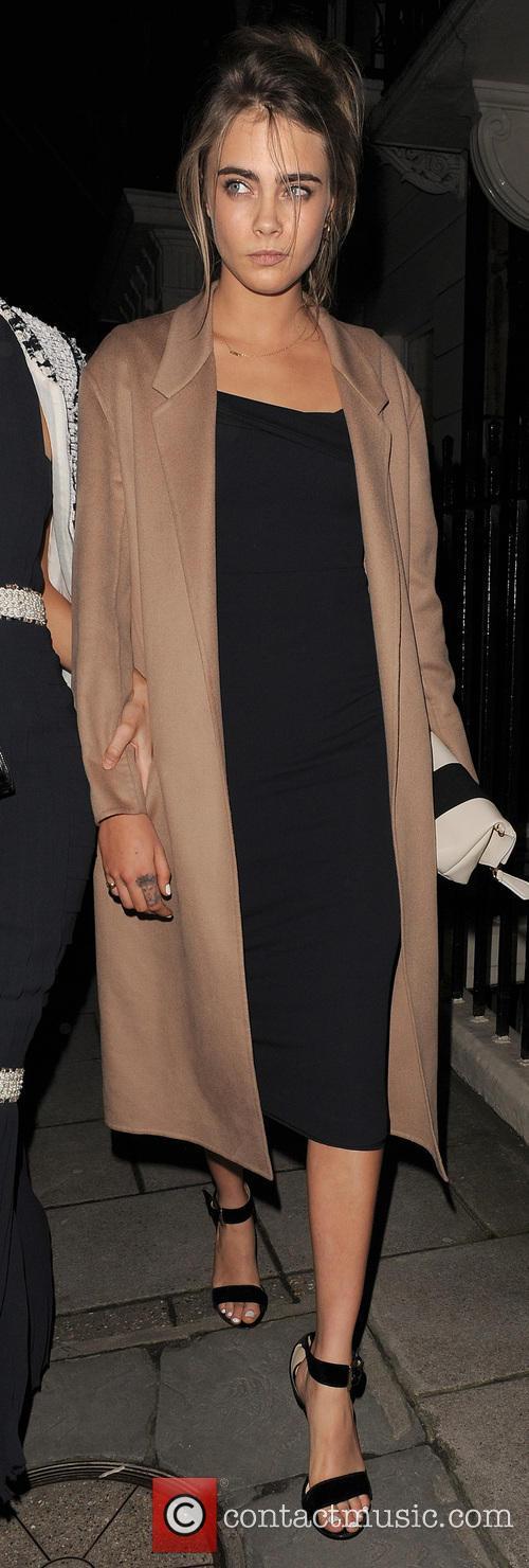 Cara Delevingne Kate Moss