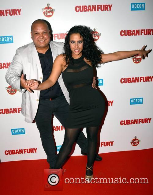 Reynaldo Borges and Indira Granaoillo 1