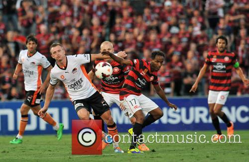 Western Sydney Wanderers vs. Brisbane Roar