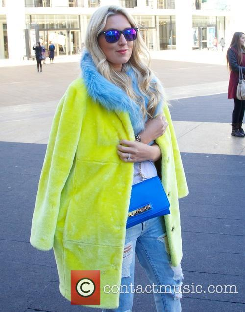 New York Fashion Week - Street Style -...