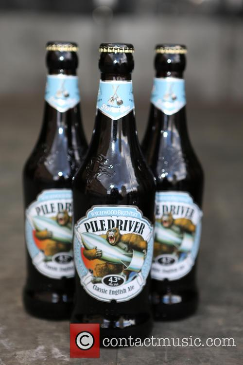 Status Quo Launch 'Piledriver' Official beer