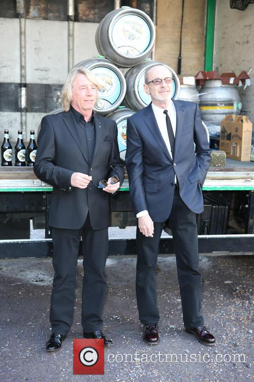 Rick Parfitt and Francis Rossi 10
