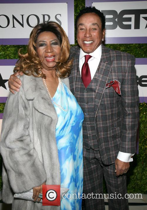 Aretha Franklin and Smokey Robinson 3