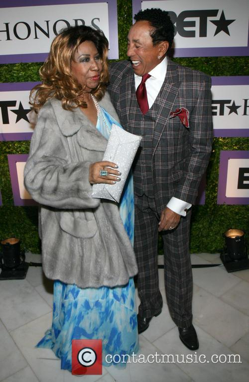 Aretha Franklin and Smokey Robinson 1