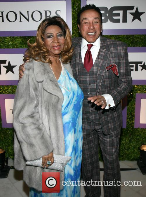 Aretha Franklin and Smokey Robinson 5