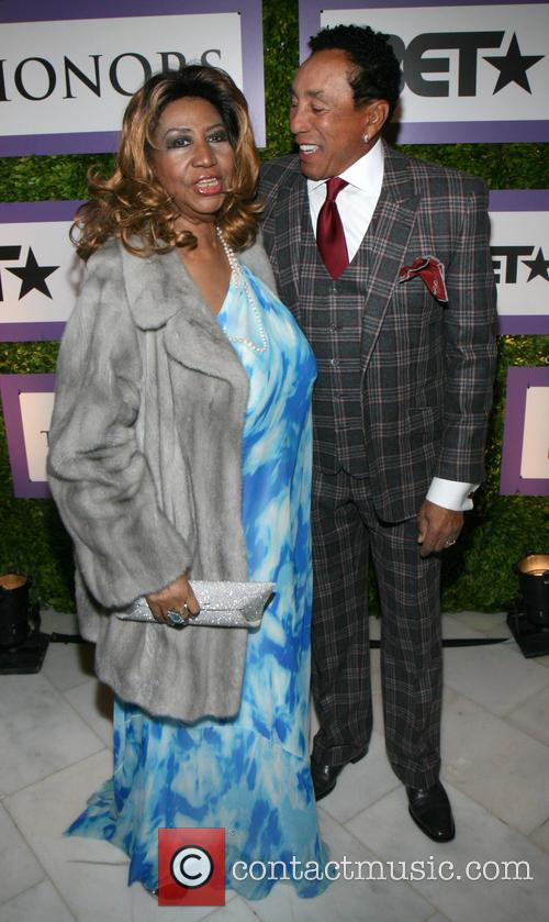 Aretha Franklin and Smokey Robinson 6