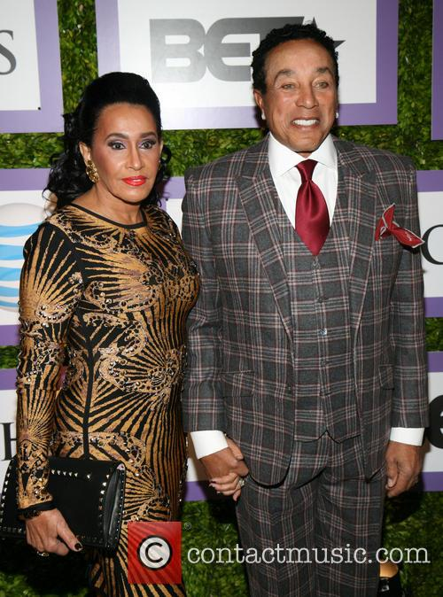 Frances and Smokey Robinson 10