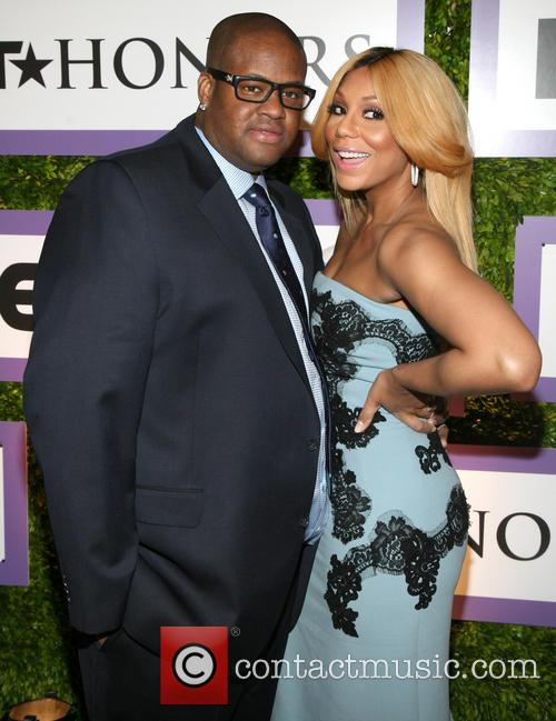 Vincent and Tamar Braxton 1