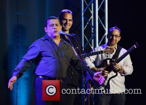 Emilio, Jorge Glem, Cesar Munoz, BankUnited Center Fieldhouse