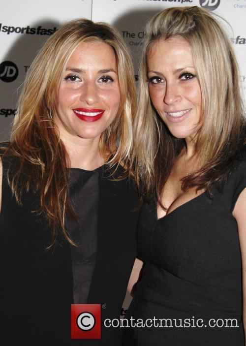 Melanie Blatt and Nicole Appleton 2