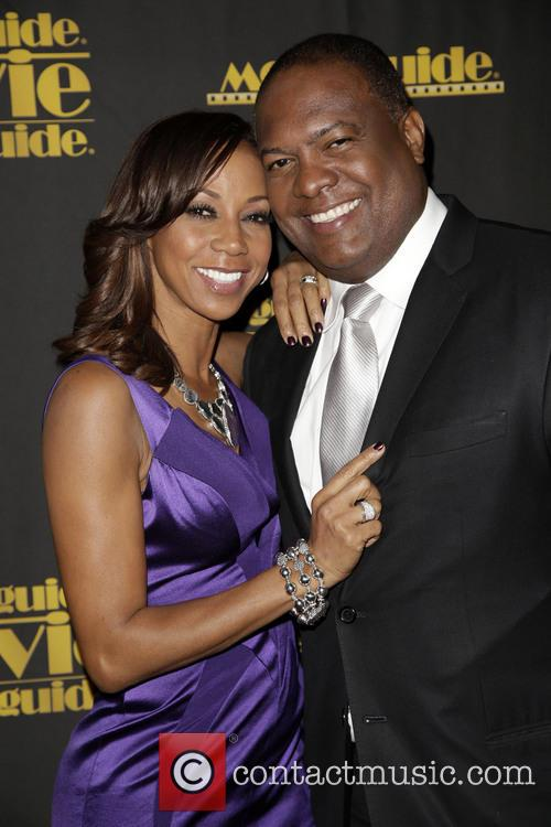 Holly Robinson Peete and Rodney Peete 5