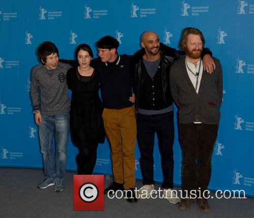 Jack O'connell, Charlie Murphy, David Wilmot, Barry Keoghan and Yann Demange 4