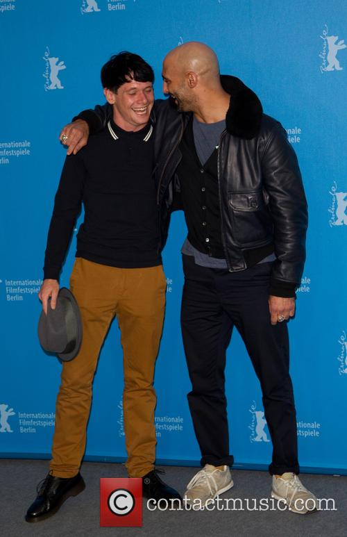 Jack O'connell and Yann Demange 8