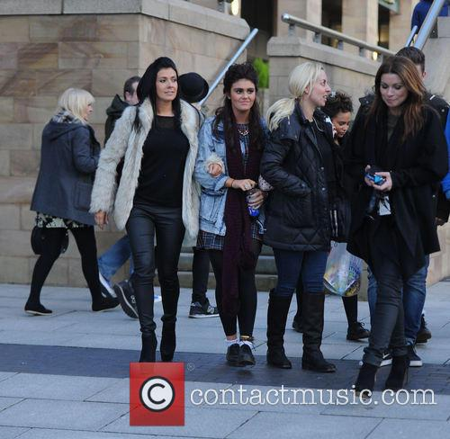 Kym Marsh, Edmily Cunliffe and Alison King 2