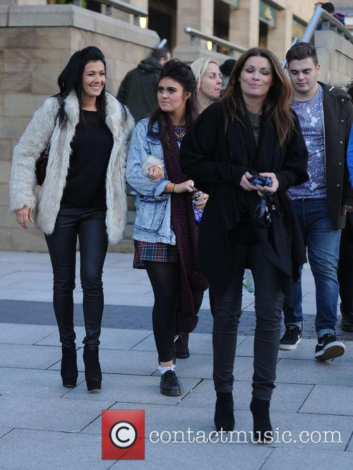 Kym Marsh, Edmily Cunliffe, Alison King, Britains Got Talent
