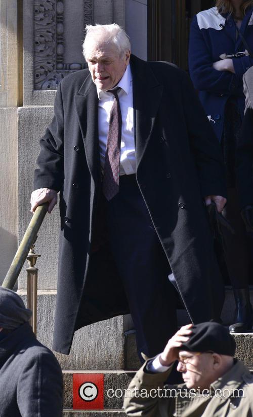 Philip Seymour Hoffman, Brian Dennehey