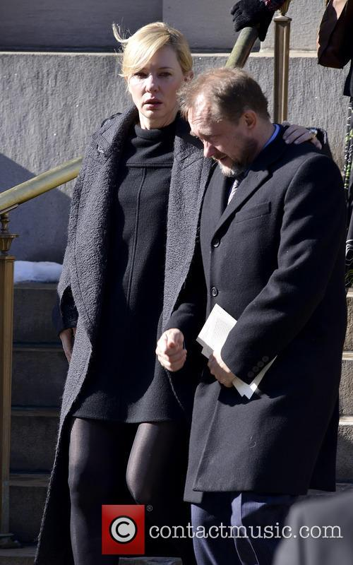 Cate Blanchett and Andrew Upton 2
