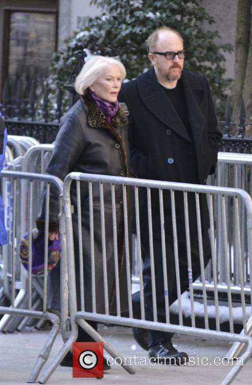Ellen Burstyn and Louis C.k. 2