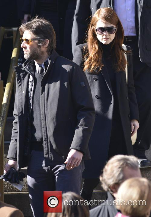 Julianne Moore and Bart Freundlich 3