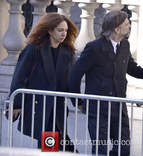 Maya Rudolph and Paul Thomas Anderson 2