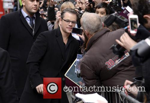 Matt Damon 4