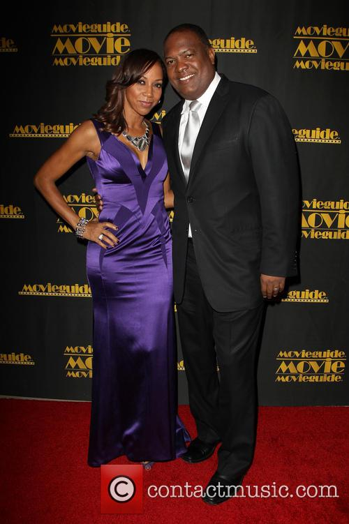 Holly Robinson Peete and Rodney Peete 6