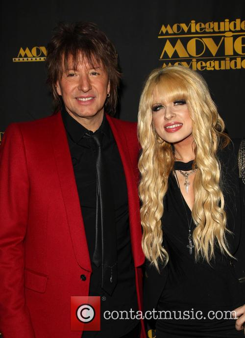 Richie Sambora and Orianthi 4