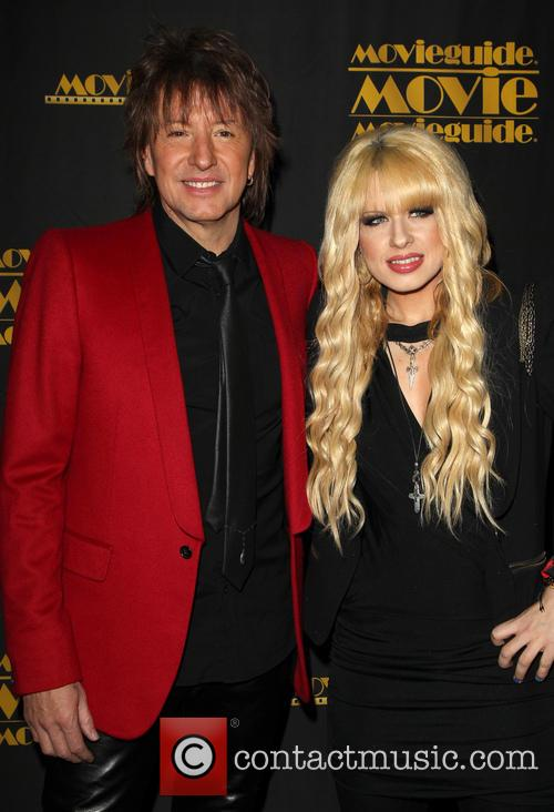 Richie Sambora and Orianthi 5