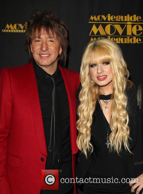 Richie Sambora and Orianthi 10