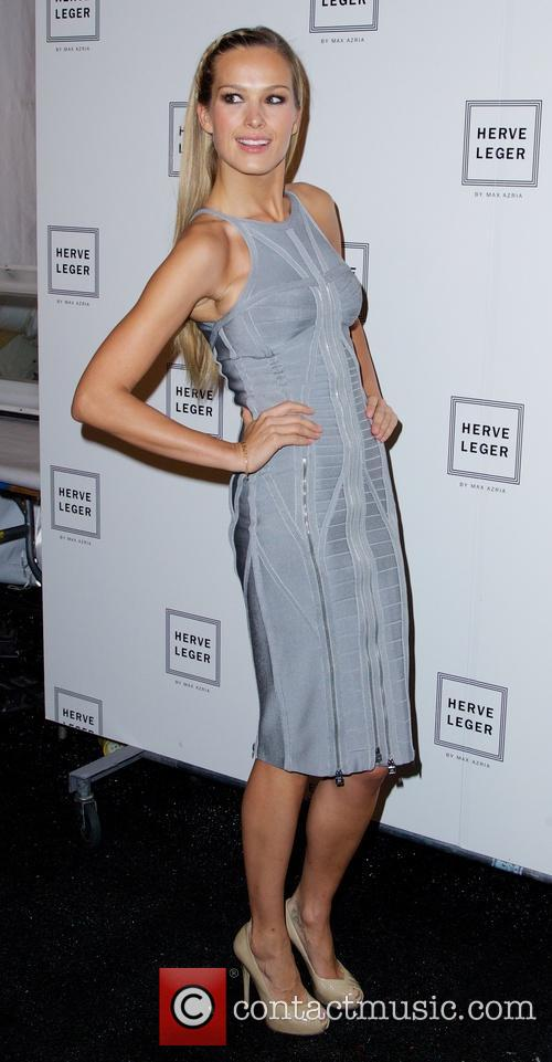 Petra Nemcova, New York Fashion Week