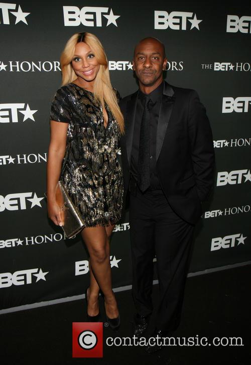 Tamar Braxton and Stephen Hill 3