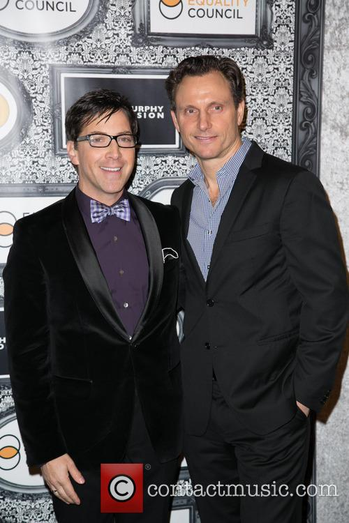Dan Bucatinsky and Tony Goldwyn 8