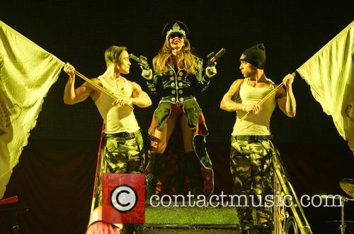 gloria trevi gloria trevi performs in concert 4060014