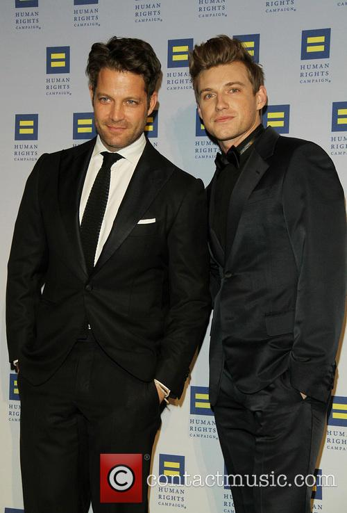 Nate Berkus and Jeremiah Brent 1