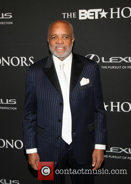 Berry Gordy at the 2014 BET Honors