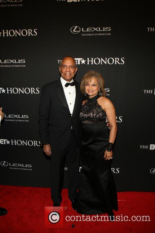 Ken Chenault and Kathryn Chenault 1