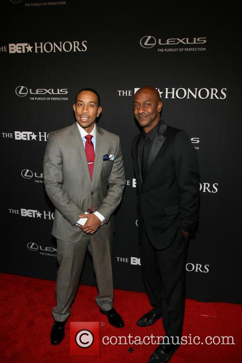 Ludacris and Stephen Hill 2