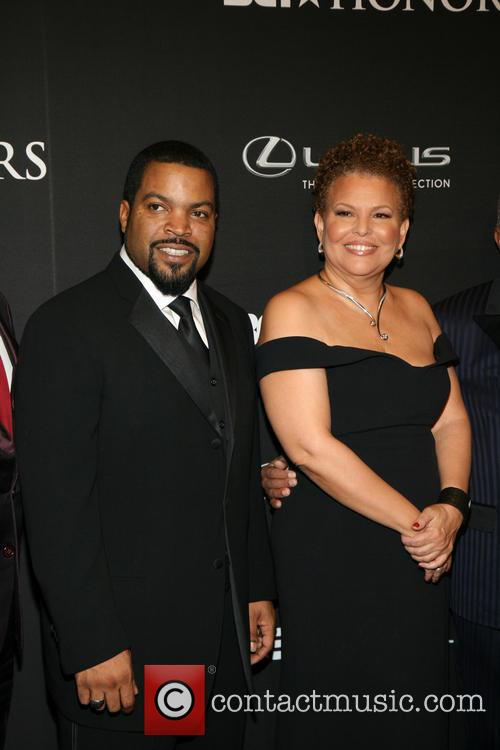Shea, Debra Lee and Ice Cube 6