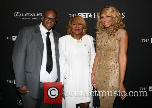 Vincent Herbert, Tamar Braxton and Evelyn Braxton 9