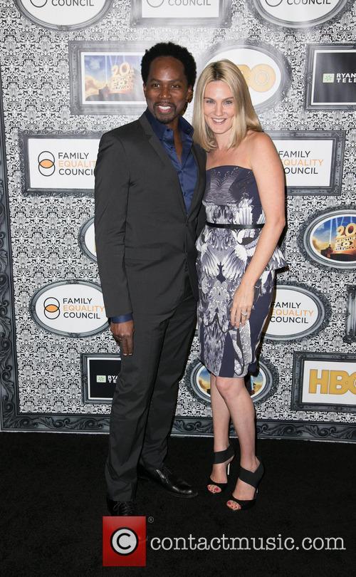 Harold Perrineau and Brittany Perrineau 2