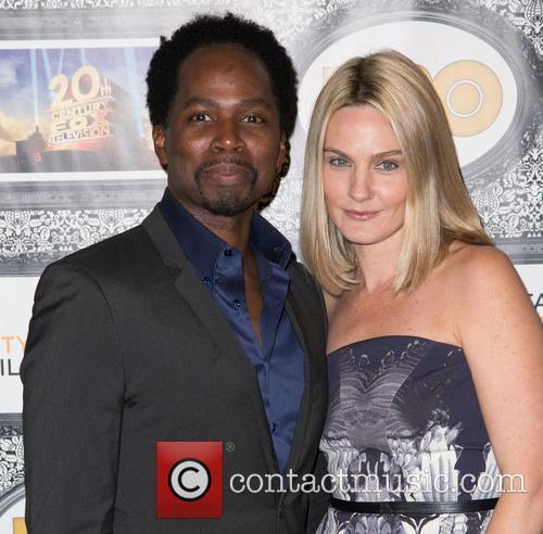 Harold Perrineau and Brittany Perrineau 3