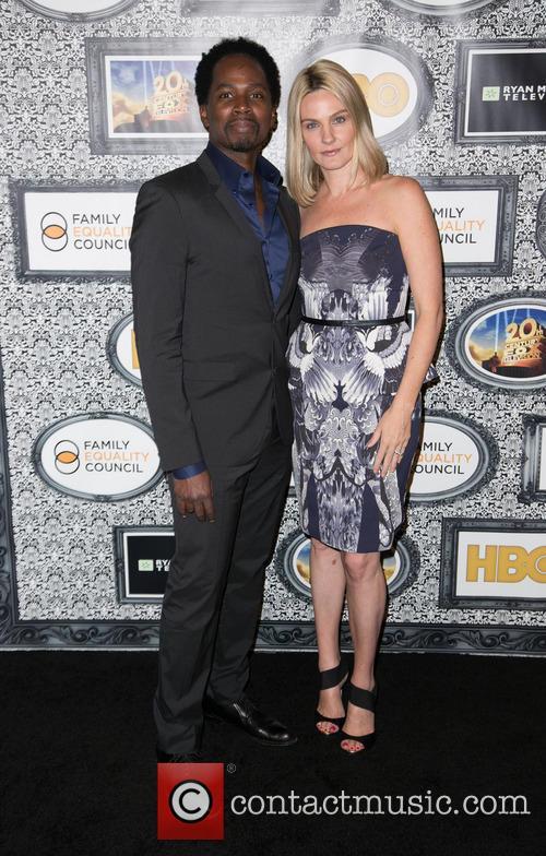 Harold Perrineau and Brittany Perrineau 4