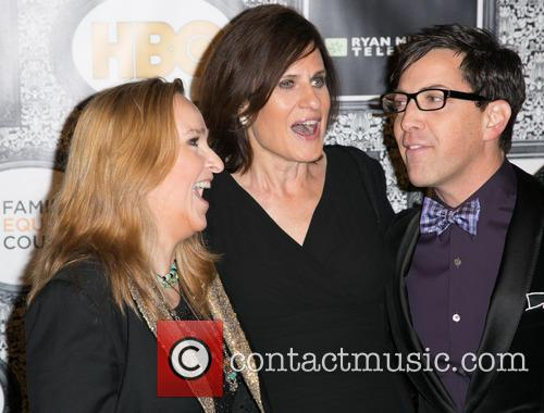 Melissa Etheridge, Linda Wallem and Dan Bucatinsky 5
